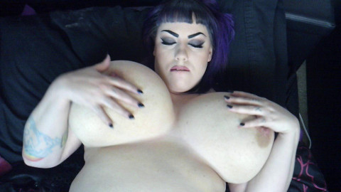 Amy Villainous - JOI Big Natural Breast Lovers Edition
