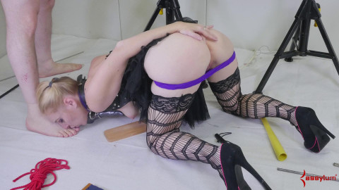 DOMINANCE AND SUBMISSION wench