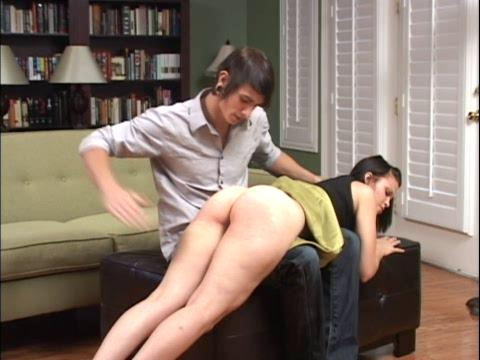 Sex & Spanking With Kailee & Seth DVD