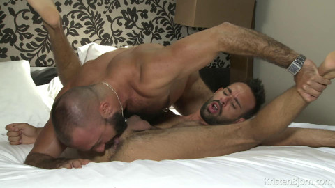 Anal Casting With Xavi Garcia, Jonathan Forrest