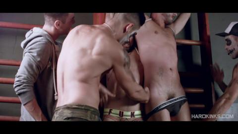 The Purge - A Gay Porn Parody