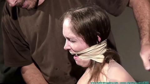 Rachels Mummified Chair Suspension
