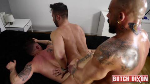ButchDixon - Martin Mazza, Jose Santos & Sebastian Reissx