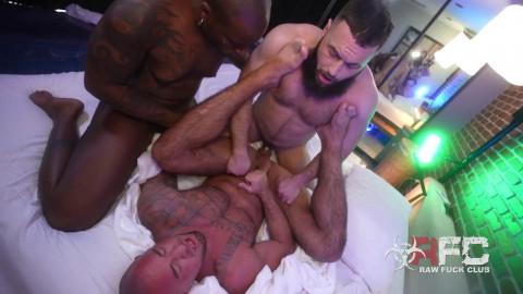 Black, Joseph Ox and Michael Roman