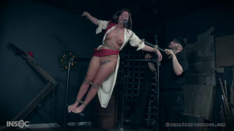 RealTimeBondage - Maddy OReilly - O Cum All Ye Faithful: Part 3