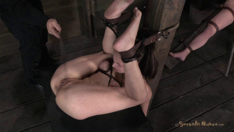 Tortured & squirts like a fountain