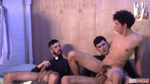 YesFather - Carter - In the Dormitory