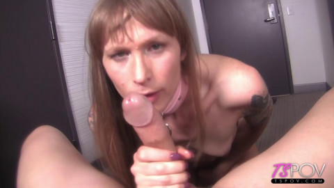 Jessi Gunn - Tall & Slender TS Loves A Big Dick