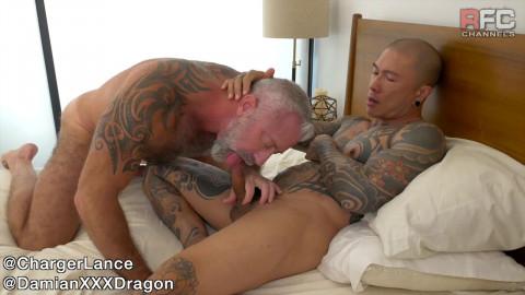 RFC - Dragon Slayed Part 1 Bareback