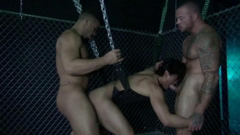 rfc - Gaytanamo part 2, Scene 4 - Fuck The Gay Away