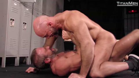 Sweat: Scene 3: Jesse Jackman & Dirk Caber