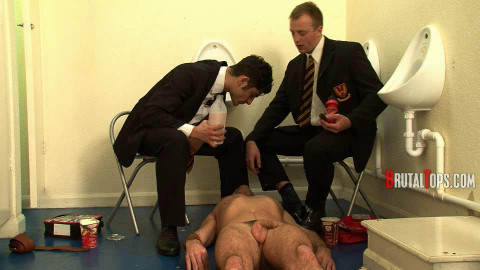 Session 299 : Master Edward and Master Lucas