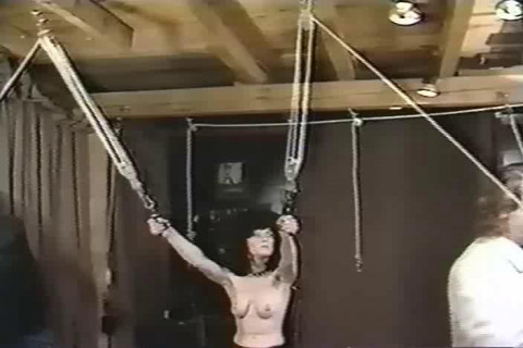 Anita Feller- Hanging Treatment