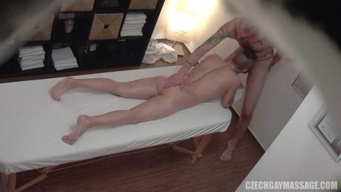 Czech Gay Massage -part 5