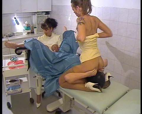 Clinic Sex and bizarre rubber fetish 19