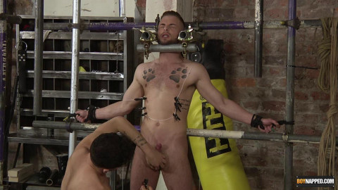 Fit Boy Jack Gets Kinky With Koby