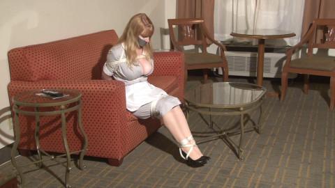 HD Bdsm Sex Videos Big Boob Hotel Maid Lorelei Hopping in Bondage