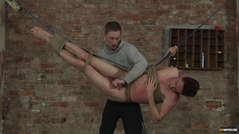 Sexy Jonah Cock Drained