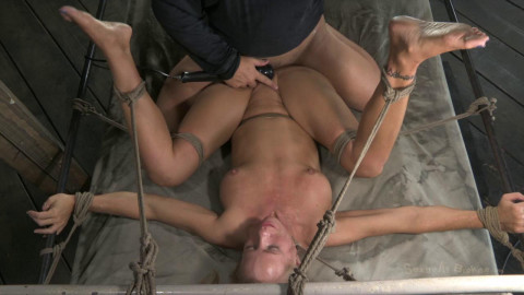 Sexually Broken - Helpless Cougar is Sexually Destroyed - Simone Sonay - Dec 19, 2012