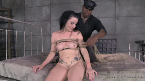 Realtimebondage - Nov 25, 2014	- Veruca James in strict rope bondage - Veruca James