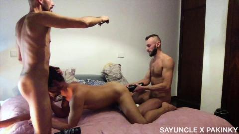 SayUncle - Phillip Logan, JP Philips and Vic Valentine