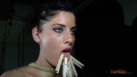 Scream - Tricia Oaks - BDSM, Humiliation, Torture