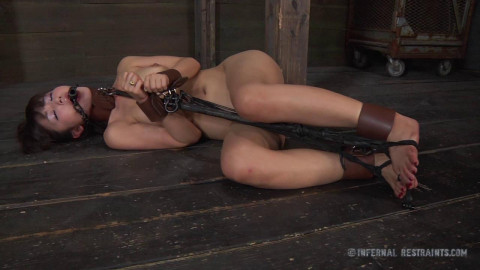 Bondage Tortures For Sexy Asian Slave