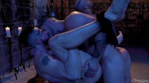 Cream Orgy At Hell