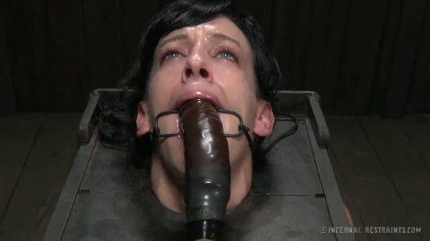 Tight tying, strappado and torment for sexually excited slavegirl part 3 HD 1080