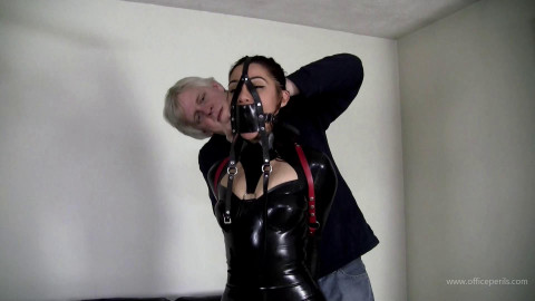 Restrained in a custom
