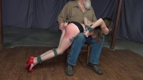 Trixie E: Loves a Good Spanking