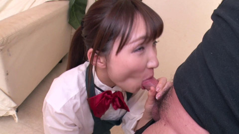 The Waitress Cant Stay in Control -Let Me Suck Your Dick