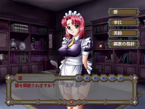 Bondage Game - Shinsou no Reijoutachi Releases in 2013