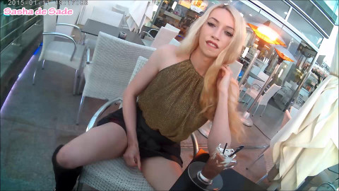 Sasha de Sade Eating Out (2015)