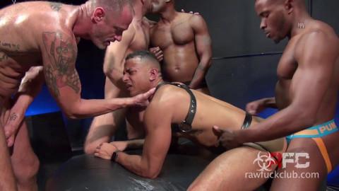 Raw Fuck Club - Zarios Gang Bang - 720p