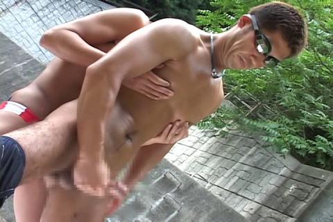 Osuinra - Naked Lewd Men