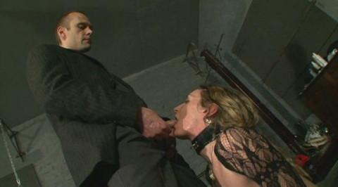 The pissed slave punished hard