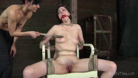 Tegan Mohr Punished Hard