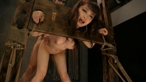 Cute Asian Slave Tsumugi Serizawa At Torture Room