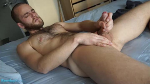 BentleyRace - Jay Townsend Very Hot Dildo Fucking Show