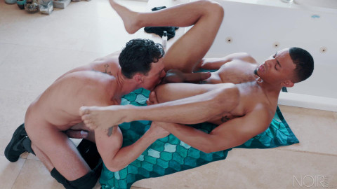 NoirMale - The Morning After - Cade Maddox & ZarioTravezz