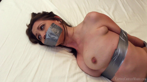 Tightly Taped and Ziptied