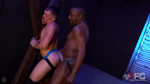 Raw Fuck Club - Shawn Andrews Spit Roast & DP