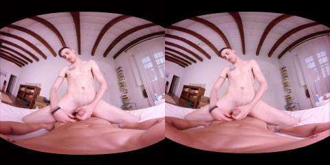 Virtual Real Gay - Summer Nap - Darius Ferdynand and Timmy Treasure