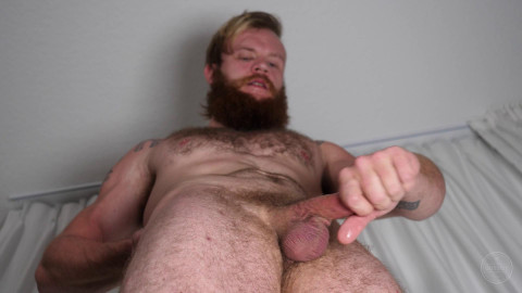 Jax Norseman - He Cums in His Red Beard 1080p