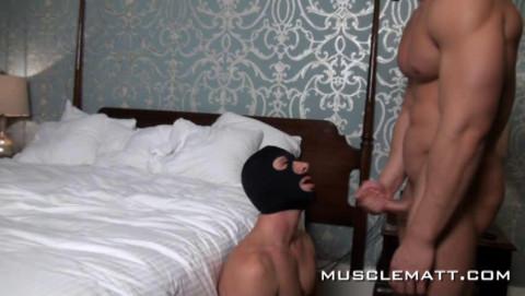MuscleMatt  Part 79 - Christmas Wish 2012 - Kyle Tears Jason Up, Bruise, Use, Bong and Bang!