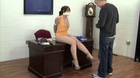 HD Bdsm Sex Videos Bathing Suit Bound By The Boss