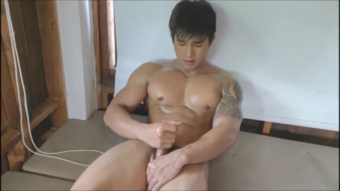 Asian Hunk Muscle Collection Part 3