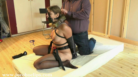 Hard Bondage Lesson - Juliette - Scene 2 - Full HD 1080p
