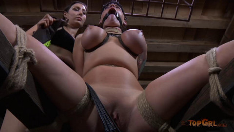 Torture For Tricia Oaks Part 2